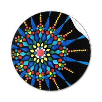 Gemstone Mosaic - one of my favorites